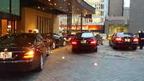 Car Hire at Peninsula Hotel