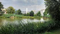 Ansicht des ehemaligen Werk B Kienzle Apparate heute (2013)