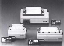 Nadeldrucker von Mannesmann Tally wurden 1982 mit dem iF product design award ausgezeichnet.
