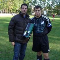 Elektro Jäger SV Manhartsberg Matchballspende