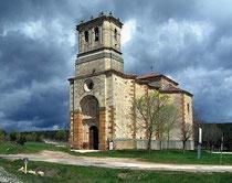 Ermita La Blanca - Camino Santiago Soria