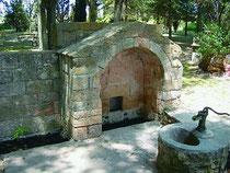 Pozalmuro Fuente Romana - Camino Santiago Soria