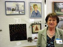 Mado à l'exposition de Beauvoir-en-lyons du 13 Novembre 2011