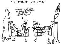 il mondo del 2000