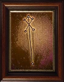 L'épée.
