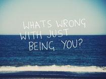 自分らしくあることの、何がいけないの?