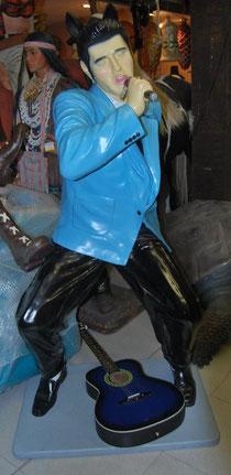 figura de elvis presley