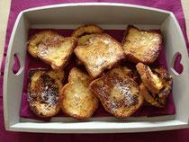 recette réalisée ici avec du pain de mie sans gluten valpiform