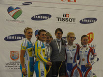 Podium Teamsprint