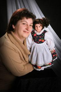 Puppenmacherin