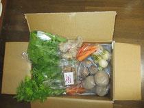 あいさい農園の野菜