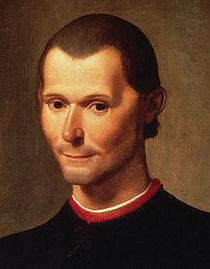 Machiavel et l'usage de l'Histoire au service des Princes