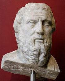 Hérodote, le Père de l'Histoire ou de la mémoire ?