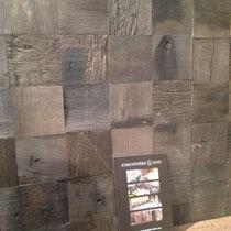 Des essences de bois sélectionnées aux teintes chaleureuse pour isoler, insonoriser et réchauffer votre mur