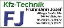 logo kfz fruhmann