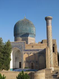 Usbekische Baukunst