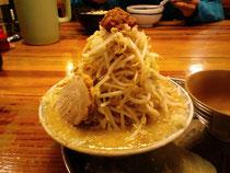 角ふじ麺中盛