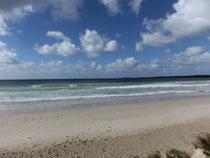 カンガルー島の綺麗な海♪