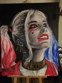 Harleyquinn, dalla serie Suicide Squad