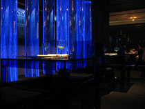 """Tolles Restaurant und Sky Bar """"Shirocco"""" mit Aussicht in Bankok - im Lebua Hotel"""