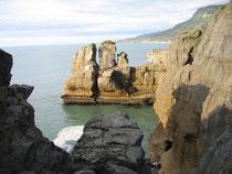 Küste Neuseeland, Südinsel