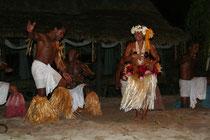 Einheimische Tänze