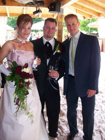Vanessa und Steffen