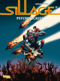 Coverbild: Sillage 1