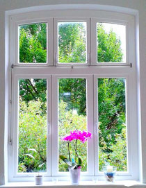 Fenster Gruppenraum