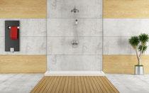 Individuelle Duschen mit Colour, oder HiFi