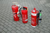 Kübelspritze, Feuerlöscher, HighPress