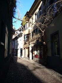 Konviktstraße Freiburg Altstadt