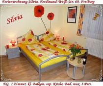 Ferienwohnung Silvia, Ferdinand-Weiß-Str. 69, Freiburg
