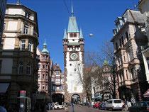 Martins Tor, Freiburg