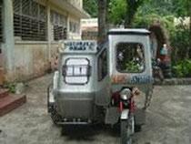 Trimobil in Libon