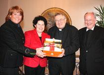 Domstollen für Kardinal Lehmann