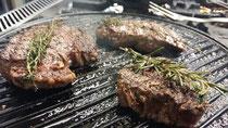 Roastbeef, Hüfte und Filet