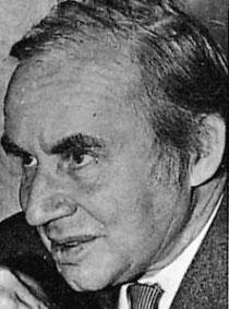 Zukunftsforscher Robert Jungk