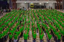 Linedance Weltrekord in Chemnitz 2013