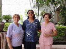 Ir.Delise, Joaninha e Benedita