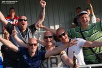 VVG-Fans im Hoheellernstadion