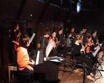 L'orchestre (dir. Marie-Madeleine)