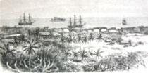 La rade de Papeete