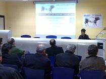 Presentazione del sito al MIAC di Cuneo (Novembre 2011).