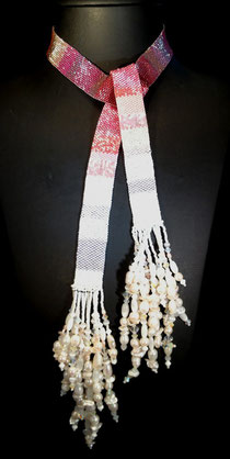 Halskette Schal