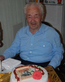 Дедушке 84 года исполнилось 9 мая!