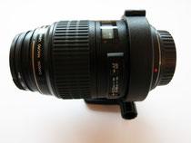 Canon EF 100mm f/2.8 USM Ø58