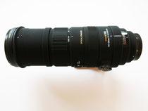 Sigma DG 150-500mm f/5.0-6.3 APO HSM OS