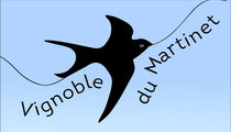Logo du Vignoble du Martinet