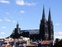 volvic gesteente, kathedraal, zwarte kathedraal